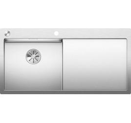 Мойка Blanco Claron 5 S-IF Сталь с зеркальной полировкой, , 69743 ₽, 521626, Claron 5 S-IF чаша слева, Мойки для кухни