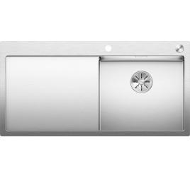 Мойка Blanco Claron 5 S-IF Сталь с зеркальной полировкой, , 69743 ₽, 521625, Claron 5 S-IF чаша справа, Мойки для кухни