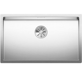 Мойка Blanco Claron 700-IF Сталь с зеркальной полировкой, , 51520 ₽, 521580, Claron 700-IF, Мойки для кухни