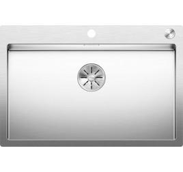 Мойка Blanco Claron 700-IF/A Сталь с зеркальной полировкой, , 46057 ₽, 521634, Claron 700-IF/A, Мойки для кухни