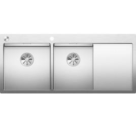 Мойка Blanco Claron 8 S-IF Сталь с зеркальной полировкой, , 101921 ₽, 521652, Claron 8 S-IF чаша слева, Мойки для кухни