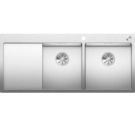 Мойка Blanco Claron 8 S-IF Сталь с зеркальной полировкой, , 101921 ₽, 521651, Claron 8 S-IF чаша справа, Мойки для кухни