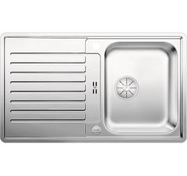 Мойка Blanco Classic Pro 45 S-IF Сталь с зеркальной полировкой, , 26788 ₽, 523661, Classic Pro 45 S-IF, Мойки для кухни