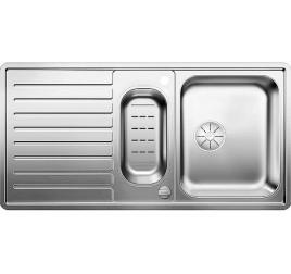 Мойка Blanco Classic Pro 6 S-IF Сталь с зеркальной полировкой, , 38738 ₽, 523665, Classic Pro 6 S-IF, Мойки для кухни