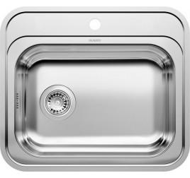 Мойка Blanco Dana-IF Cталь полированная, , 6399 ₽, 514646, Dana-IF, Мойки для кухни