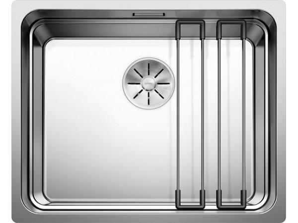 Мойка Blanco Etagon 500-IF Сталь с зеркальной полировкой