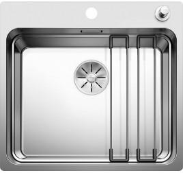 Мойка Blanco Etagon 500-IF/A Сталь с зеркальной полировкой, , 42400 ₽, 521748, Etagon 500-IF/A, Мойки для кухни
