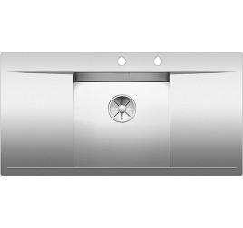 Мойка Blanco Flow 45 S-IF Сталь с зеркальной полировкой, , 138862 ₽, 521636, Flow 45 S-IF, Мойки для кухни