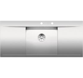 Мойка Blanco Flow 5 S-IF Сталь с зеркальной полировкой, , 148390 ₽, 521637, Flow 5 S-IF, Мойки для кухни