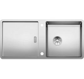 Мойка Blanco Jaron XL 6 S-IF Сталь с зеркальной полировкой, , 80443 ₽, 521666, Jaron XL 6 S-IF, Мойки для кухни