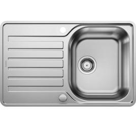 Мойка Blanco Lantos 45 S-IF compact Cталь полированная, , 10973 ₽, 519059, Lantos 45 S-IF compact, Мойки для кухни
