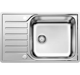 Мойка Blanco Lantos XL 6 S-IF compact Cталь полированная, , 12574 ₽, 523140, Lantos XL 6 S-IF, Мойки для кухни