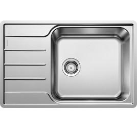 Мойка Blanco Lemis XL 6 S-IF Compact Cталь полированная 525111, , 19600 ₽, 525111, Lemis XL 6 S-IF, Мойки для кухни