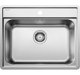 Мойка Blanco Lemis 6-IF Cталь полированная 525108, , 14700 ₽, 525108, Lemis 6-IF, Мойки для кухни