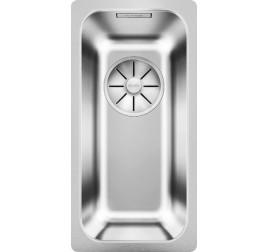 Мойка Blanco Solis 180-IF Cталь полированная, , 18000 ₽, 526114, Solis 180-IF, Мойки для кухни