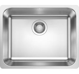 Мойка Blanco Supra 500-IF Cталь полированная, , 14520 ₽, 523361, Supra 500-IF, Мойки для кухни