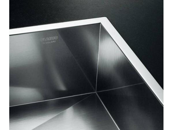 Мойка Blanco Zerox 180-IF Сталь с зеркальной полировкой