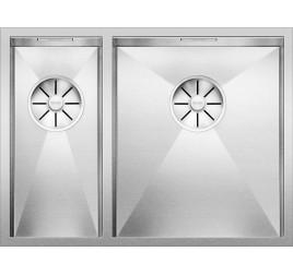 Мойка Blanco Zerox 340/180-IF Сталь с зеркальной полировкой, , 97470 ₽, 521612, Zerox 340/180-IF чаша справа, Мойки для кухни