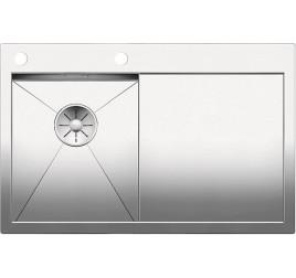 Мойка Blanco Zerox 4 S-IF Сталь с зеркальной полировкой, , 50453 ₽, 521622, Zerox 4 S-IF чаша слева, Мойки для кухни