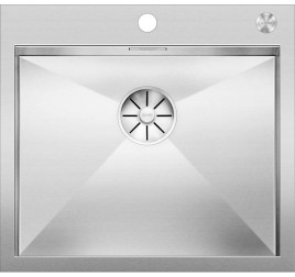 Мойка Blanco Zerox 500-IF/A Сталь с зеркальной полировкой, , 39816 ₽, 521630, Zerox 500-IF/A, Мойки для кухни