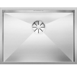 Мойка Blanco Zerox 550-IF Сталь с зеркальной полировкой, , 56700 ₽, 521590, Zerox 550-IF, Мойки для кухни