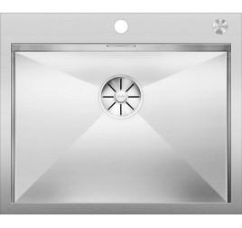 Мойка Blanco Zerox 550-IF/A Сталь с зеркальной полировкой, , 40843 ₽, 521638, Zerox 550-IF/A, Мойки для кухни