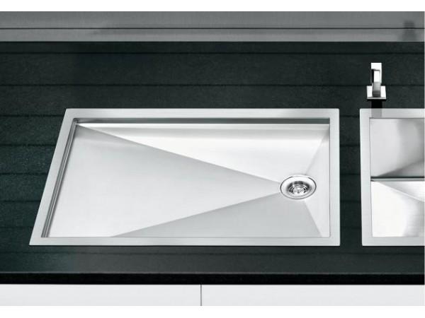 Поддон Blanco Zerox 550-T-IF Сталь с зеркальной полировкой