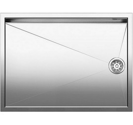 Поддон Blanco Zerox 550-T-IF Сталь с зеркальной полировкой, , 37566 ₽, 517275, Zerox 550-T-IF, Мойки для кухни