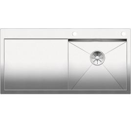 Мойка Blanco Zerox 5 S-IF Сталь с зеркальной полировкой, , 57013 ₽, 521627, Zerox 5 S-IF чаша справа, Мойки для кухни