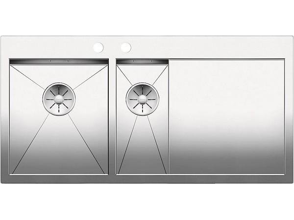 Мойка Blanco Zerox 6 S-IF Сталь с зеркальной полировкой