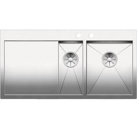 Мойка Blanco Zerox 6 S-IF Сталь с зеркальной полировкой, , 72633 ₽, 521643, Zerox 6 S-IF чаша справа, Мойки для кухни