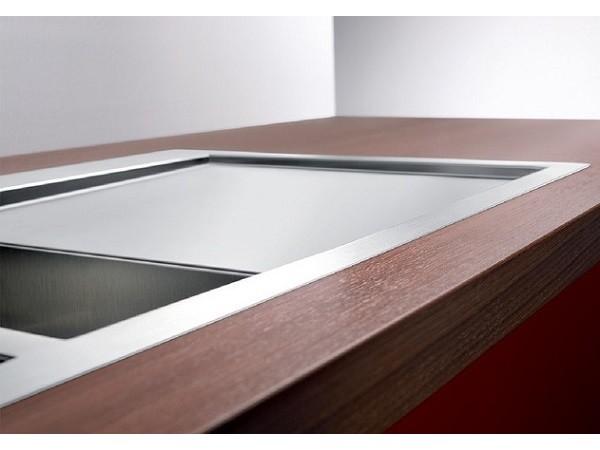Мойка Blanco Zerox 8 S-IF Сталь с зеркальной полировкой
