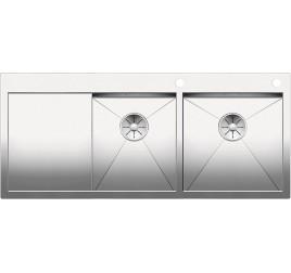 Мойка Blanco Zerox 8 S-IF Сталь с зеркальной полировкой, , 86301 ₽, 521649, Zerox 8 S-IF чаша справа, Мойки для кухни