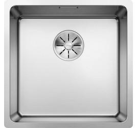 Мойка Blanco Andano 400-U Cталь полированная, , 15464 ₽, 522959, Andano 400-U, Мойки для кухни