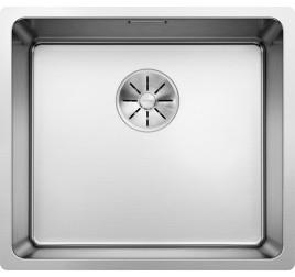 Мойка Blanco Andano 450-U Cталь полированная, , 17104 ₽, 522963, Andano 450-U, Мойки для кухни