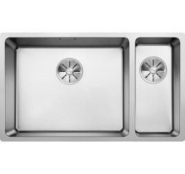 Мойка Blanco Andano 500/180-U Сталь полированная, , 35080 ₽, 522991, Andano 500/180-U чаша слева, Мойки для кухни
