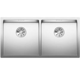 Мойка Blanco Claron 400/400-U Сталь с зеркальной полировкой, , 85425 ₽, 521618, Claron 400/400-U, Мойки для кухни