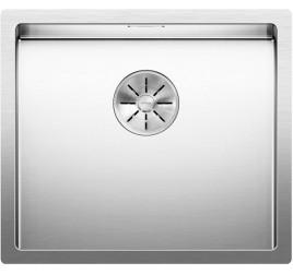 Мойка Blanco Claron 450-U Сталь с зеркальной полировкой, , 42960 ₽, 521575, Claron 450-U, Мойки для кухни