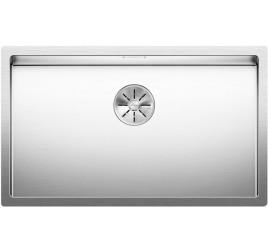 Мойка Blanco Claron 700-U Сталь с зеркальной полировкой, , 50640 ₽, 521581, Claron 700-U, Мойки для кухни