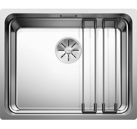 Мойка Blanco Etagon 500-U Сталь с зеркальной полировкой, , 33397 ₽, 521841, Etagon 500-U, Мойки под столешницу
