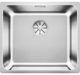 Мойка Blanco Solis 450-U Cталь полированная, , 18360 ₽, 526120, Solis 450-U, Мойки для кухни
