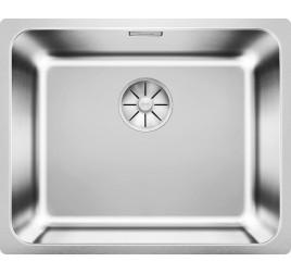 Мойка Blanco Solis 500-U Cталь полированная, , 18900 ₽, 526122, Solis 500-U, Мойки для кухни