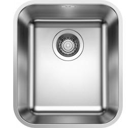Мойка Blanco Supra 340-U Cталь полированная, , 10348 ₽, 518199, Supra 340-U, Мойки для кухни