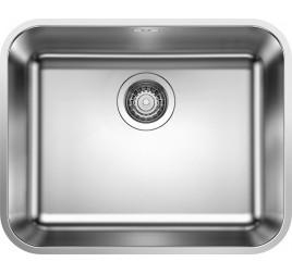 Мойка Blanco Supra 500-U Cталь полированная, , 14760 ₽, 518205, Supra 500-U, Мойки для кухни