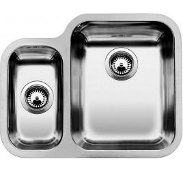 Мойка Blanco Ypsilon 550-U Cталь полированная, , 30160 ₽, 518209, Ypsilon 550-U чаша справа, Мойки для кухни