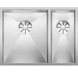 Мойка Blanco Zerox 340/180-U Сталь с зеркальной полировкой, , 70320 ₽, 521613, Zerox 340/180-U чаша слева, Мойки для кухни