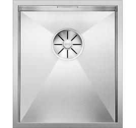 Мойка Blanco Zerox 340-U Сталь с зеркальной полировкой, , 39813 ₽, 521583, Zerox 340-U, Мойки под столешницу
