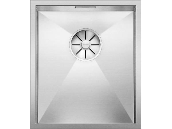Мойка Blanco Zerox 340-U Сталь с зеркальной полировкой