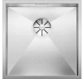 Мойка Blanco Zerox 400-U Сталь с зеркальной полировкой, , 43043 ₽, 521585, Zerox 400-U, Мойки под столешницу