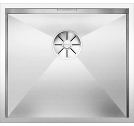 Мойка Blanco Zerox 450-U Сталь с зеркальной полировкой, , 43817 ₽, 521587, Zerox 450-U, Мойки под столешницу
